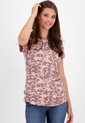 MIMMY B  - Print T-shirt - blush