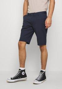 Denim Project - PONTE  - Shorts - navy - 0