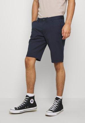 PONTE  - Shorts - navy