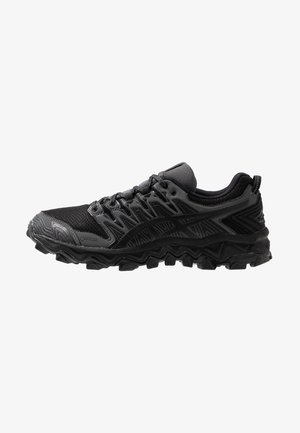 GEL-FUJITRABUCO 7 G-TX - Trail running shoes - black/dark grey