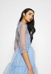 Monki - SARA DRESS - Day dress - blue light - 3
