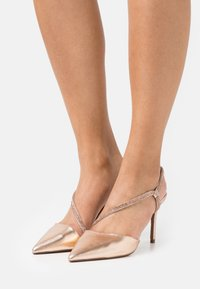 Call it Spring - MANDELL - Classic heels - rose gold - 0