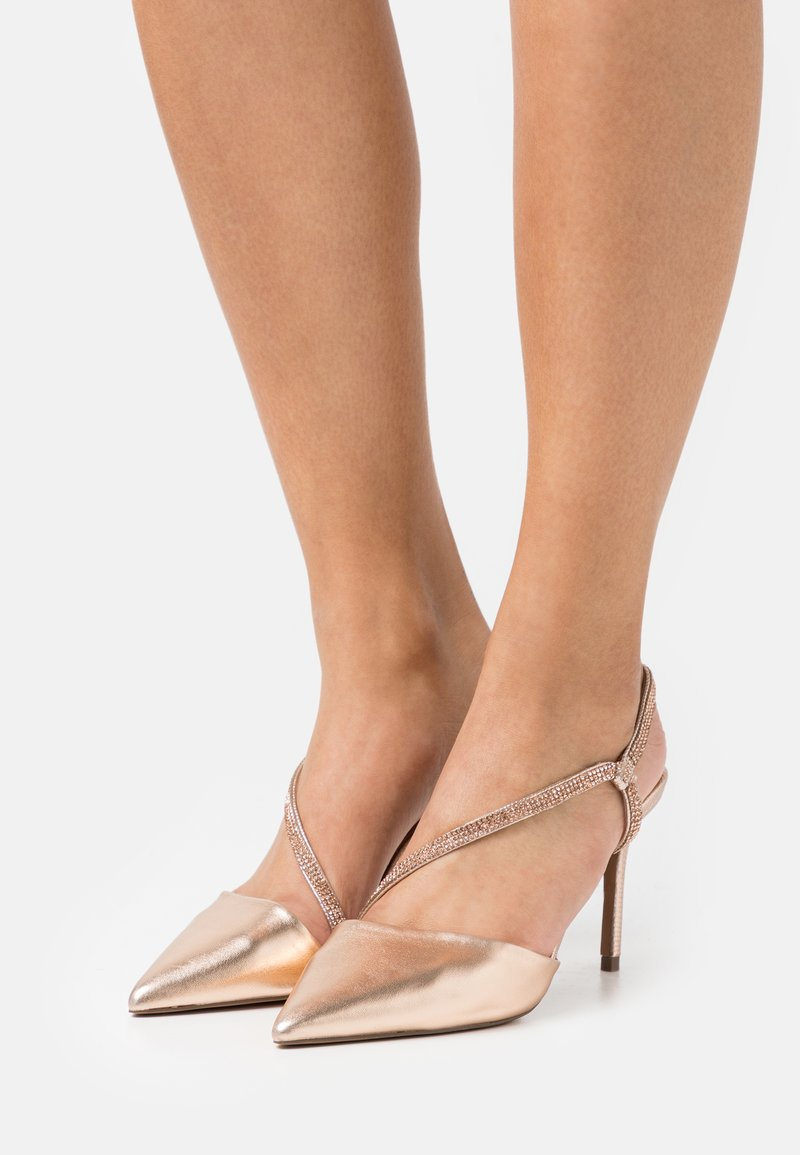 Call it Spring - MANDELL - Classic heels - rose gold