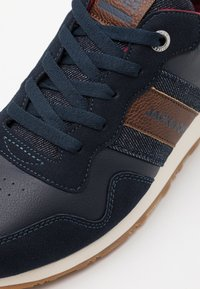 Jack & Jones - JFWSTELLAR CASUAL - Sneakers - navy blazer - 5
