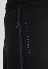 Neil Barrett BLACKBARRETT - ELONGATED ZIP  - Pantalon de survêtement - black - 4