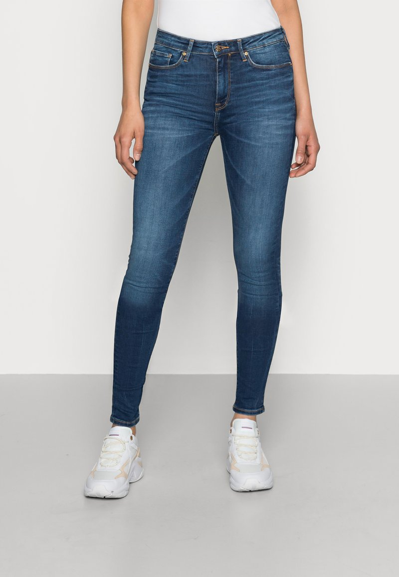 Tommy Hilfiger - COMO DOREEN - Jeans Skinny Fit - doreen