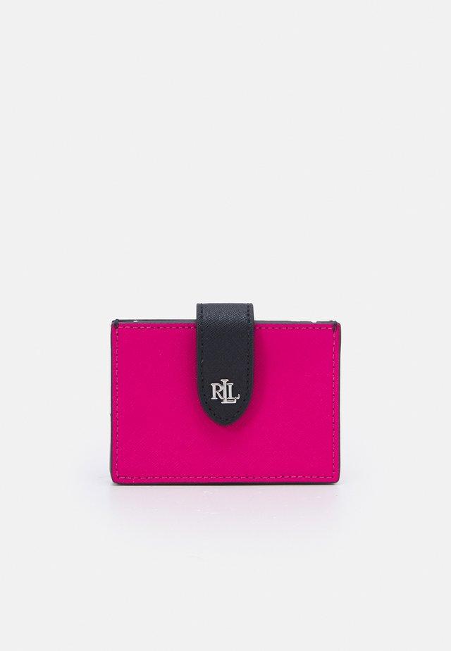 CROSSHATCH CARD - Wallet - nouveau bright pink