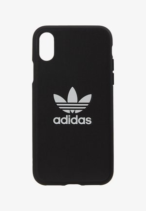 MOULDED CASE TREFOIL FOR IPHONE X/XS - Phone case - black/white