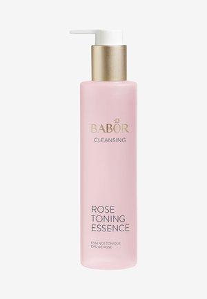 ROSE TONING ESSENCE - Ansigtsrens - -