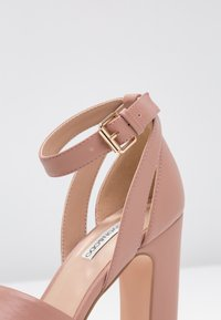 Even&Odd - Sandalen met hoge hak - light pink - 2