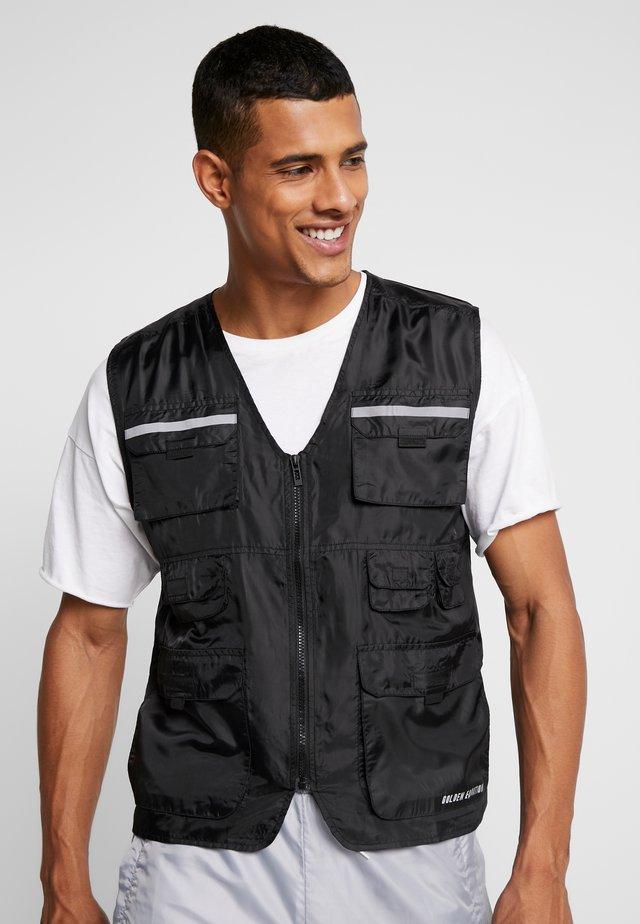 TEFAL - Vest - black