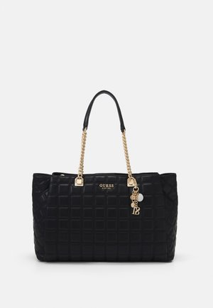 KAMINA GIRLFRIEND TOTE - Cabas - black