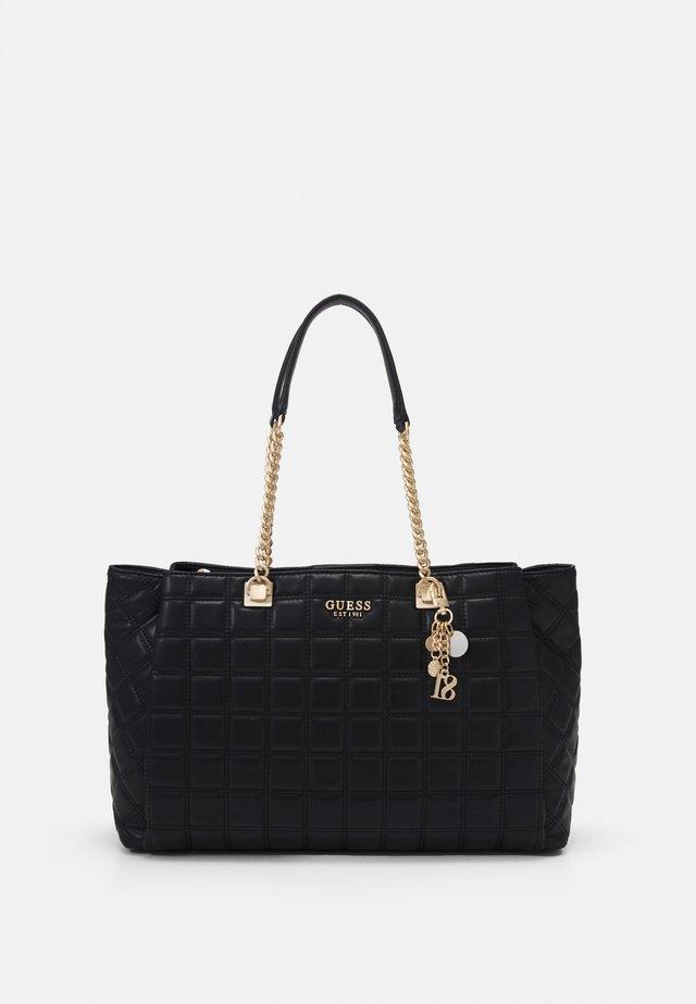 KAMINA GIRLFRIEND TOTE - Bolso shopping - black