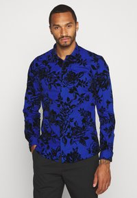 Twisted Tailor - MARSHALL SHIRT - Shirt - blue - 0