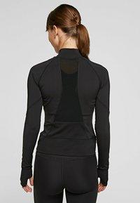 KARL LAGERFELD - Training jacket - black - 2