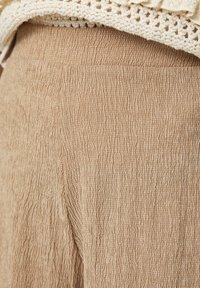 PULL&BEAR - Kalhoty - beige - 4