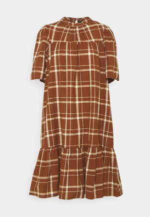 YASFREYA DRESS ICON - Day dress - tortoise shell