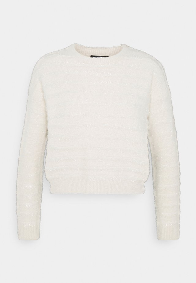 BEAUTY - Pullover - off-white
