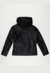 DeFacto - Faux leather jacket - black - 1