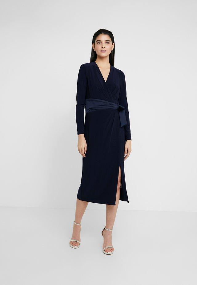 MID WEIGHT DRESS COMBO - Jersey dress - lighthouse navy