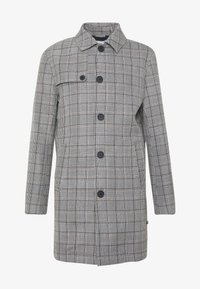 Only & Sons - ONSARCHER CARCOAT  - Trenchcoat - black/checks - 4