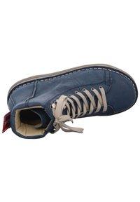 Grünbein - Lace-up ankle boots - blau - 1