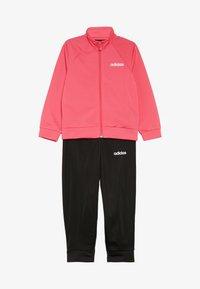 real pink/white/black