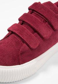 Even&Odd - Sneakers - dark red - 2