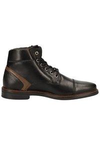 Salamander - Lace-up ankle boots - black 01 - 6