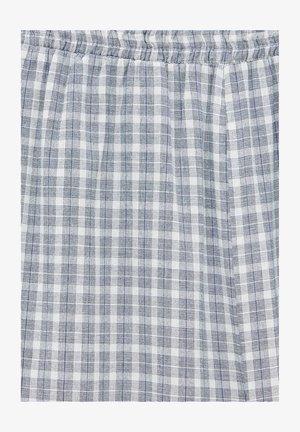 MIT KAROMUSTER - Kalhoty - light grey
