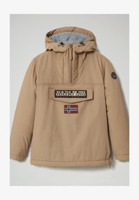Napapijri - RAINFOREST WINTER - Übergangsjacke - beige portabel - 1