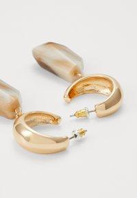 LIARS & LOVERS - HOOP DROP - Earrings - gold-coloured - 1