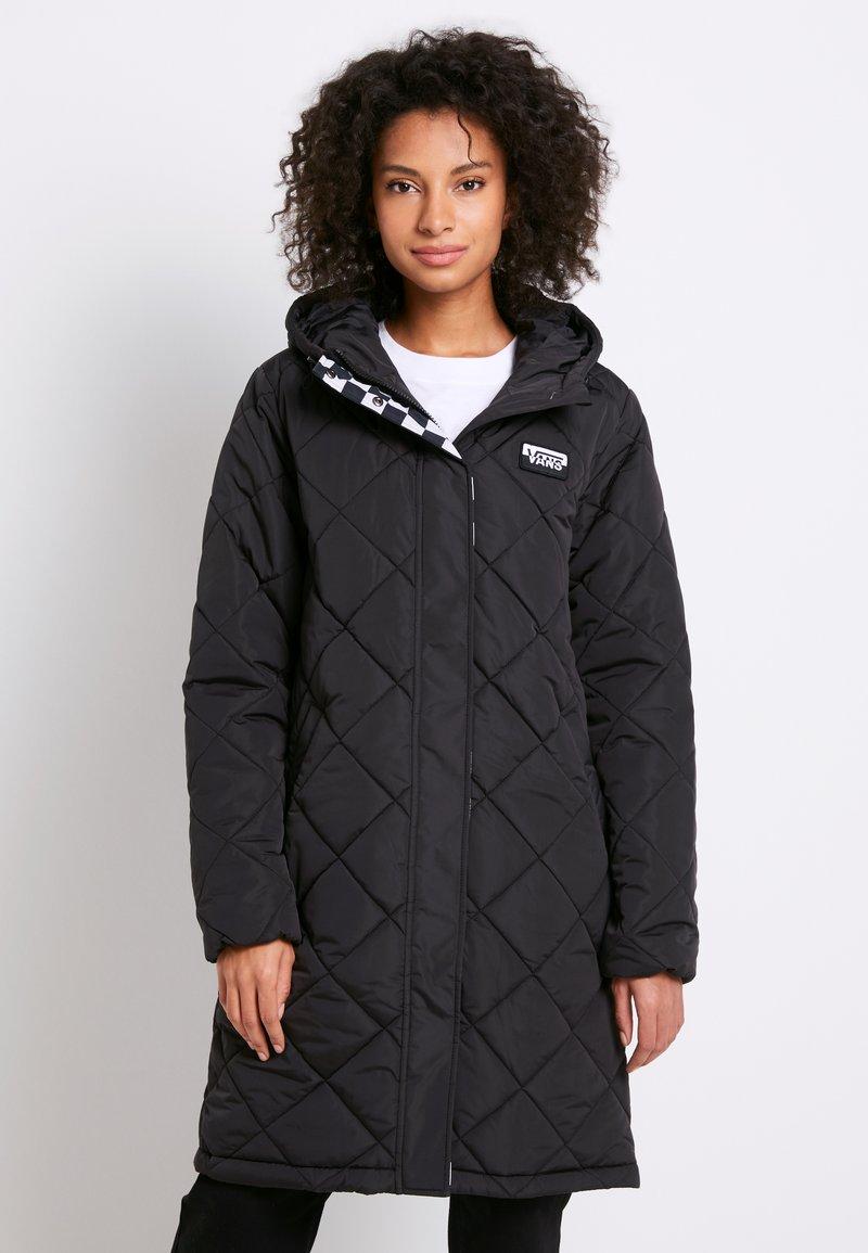 Vans - Płaszcz zimowy - black
