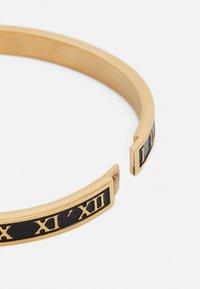 Burton Menswear London - ROMAN NUMERALS BANGLE - Bracelet - gold-coloured - 1