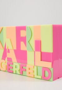 KARL LAGERFELD - NEON MINAUDIERE - Clutch - multi-coloured - 4