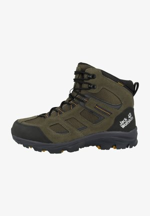 VOJO 3 TEXAPORE MID - Hiking shoes - khaki-phantom