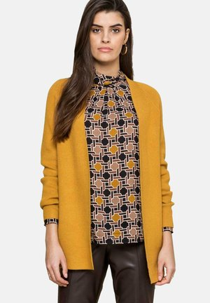 OTIS - Cardigan - yellow