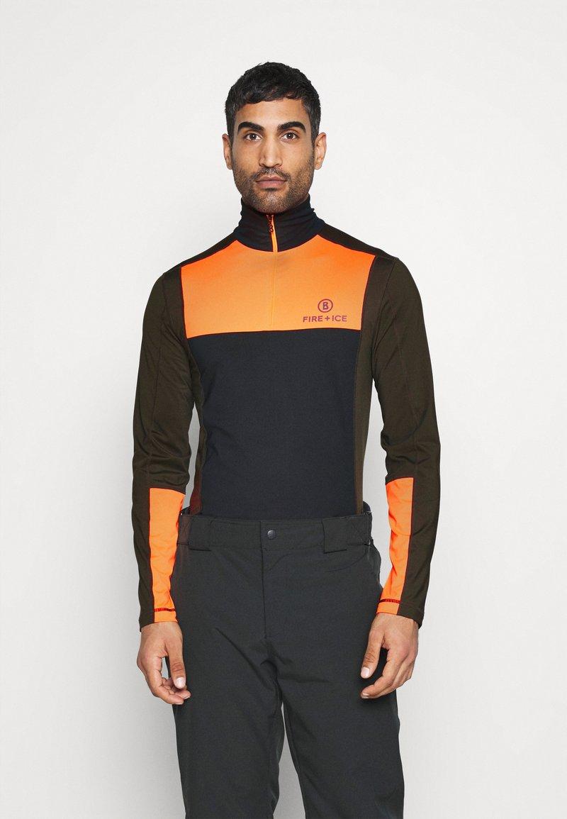 Bogner Fire + Ice - MIKAL - T-shirt à manches longues - black