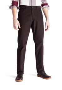 Timberland - Trousers - mole - 1