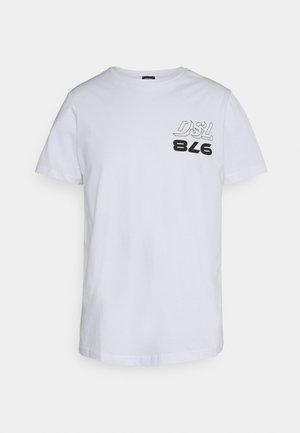 BMOWT-JUST-B - T-shirt imprimé - white