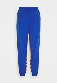 adidas Originals - BIG - Tracksuit bottoms - team royal blue/trace khaki/power pink - 4