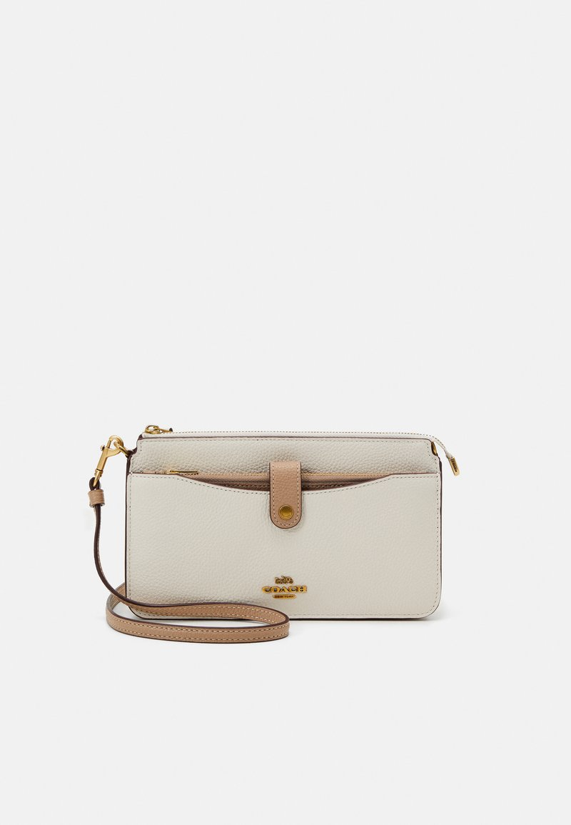 Coach - COLORBLOCK - Wallet - chalk/taupe/multi