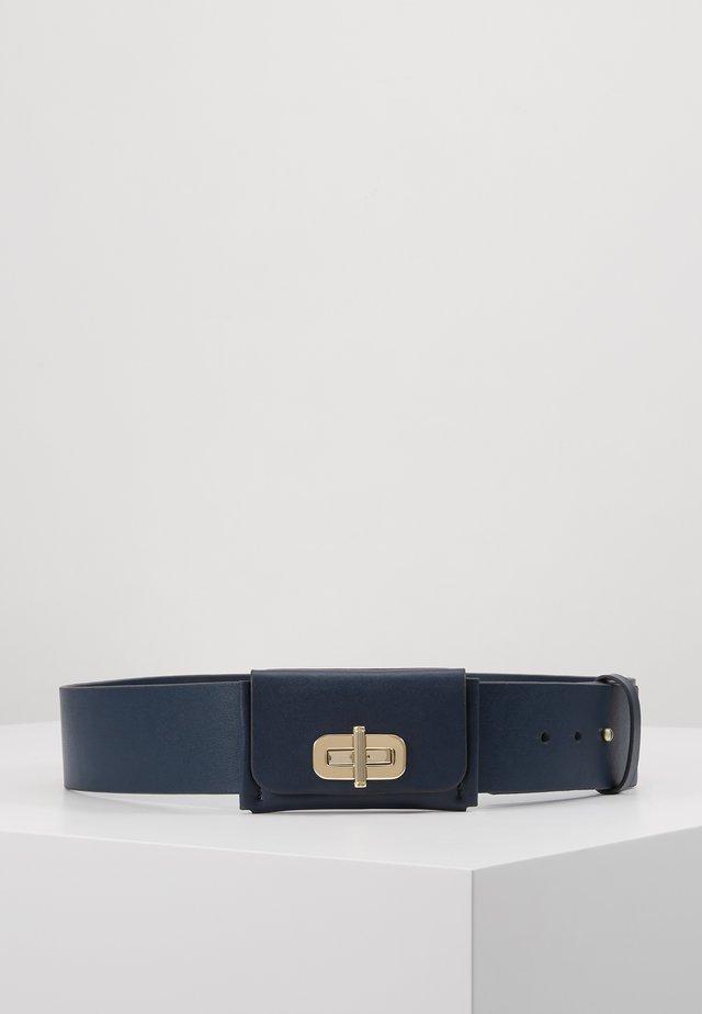 TURNLOCK BELT - Taillengürtel - blue