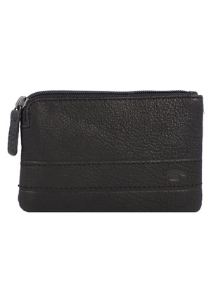 TERRY SCHLÜSSELETUI LEDER 12 CM - Key holder - black