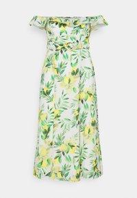 Forever New Petite - NIKKI BARDOT MIDI DRESS - Sukienka letnia - summer lemon - 0