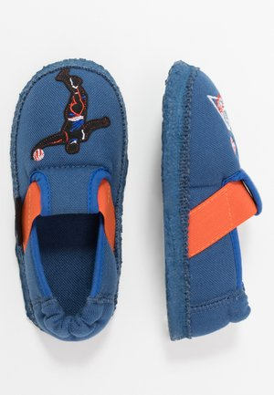 BASKETBALLER - Domácí obuv - blau