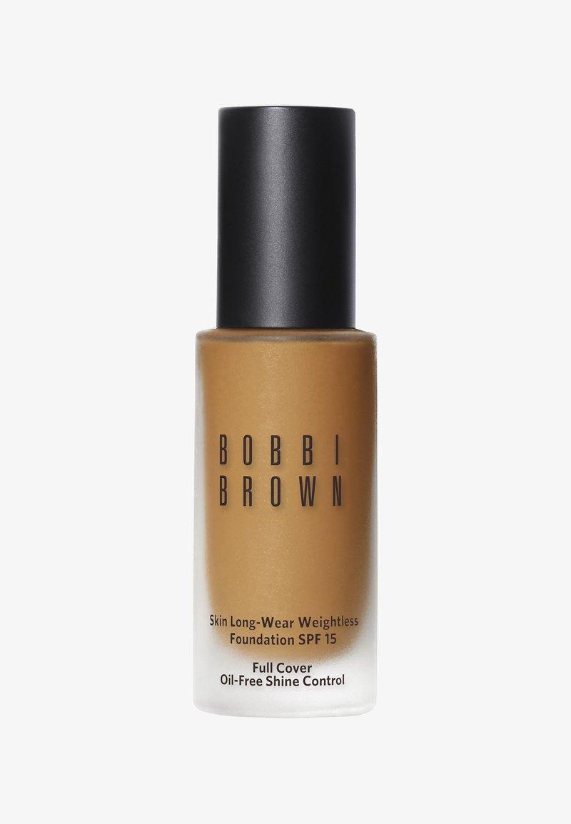 Bobbi Brown - SKIN LONG WEAR WEIGHTLESS FOUNDATION SPF15 - Foundation - cool honey