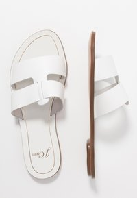 J.CREW - INTERLOCKING CYPRESS  - Pantofle - ivory - 3