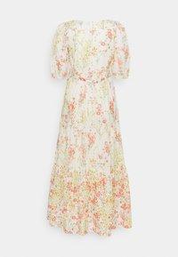 Lauren Ralph Lauren - VOILE DRESS - Day dress - col cream/coral - 7