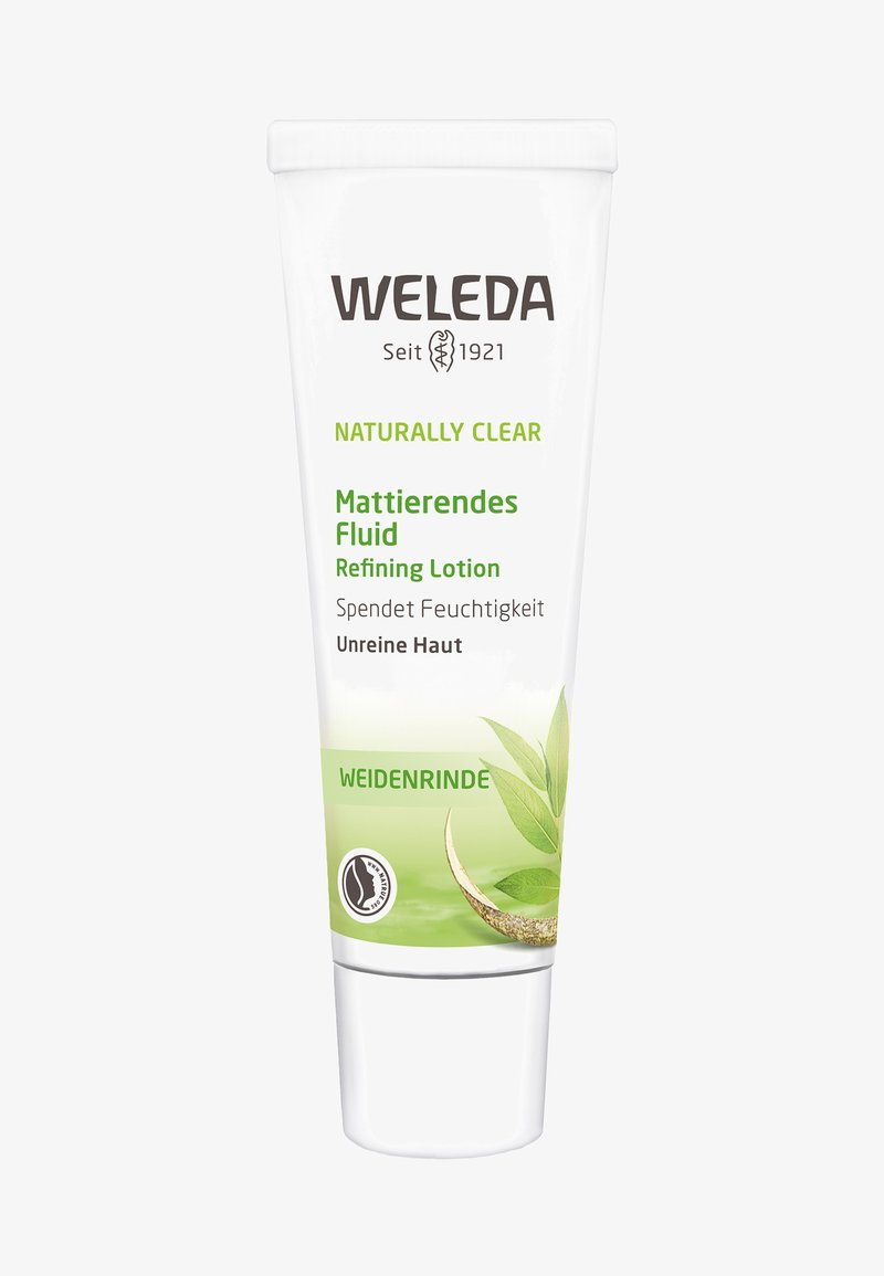 Weleda - NATURALLY CLEAR REFINING LOTION - Face cream - -